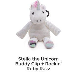 *Brand New* SCENTSY Stella the Unicorn BUDDY CLIP